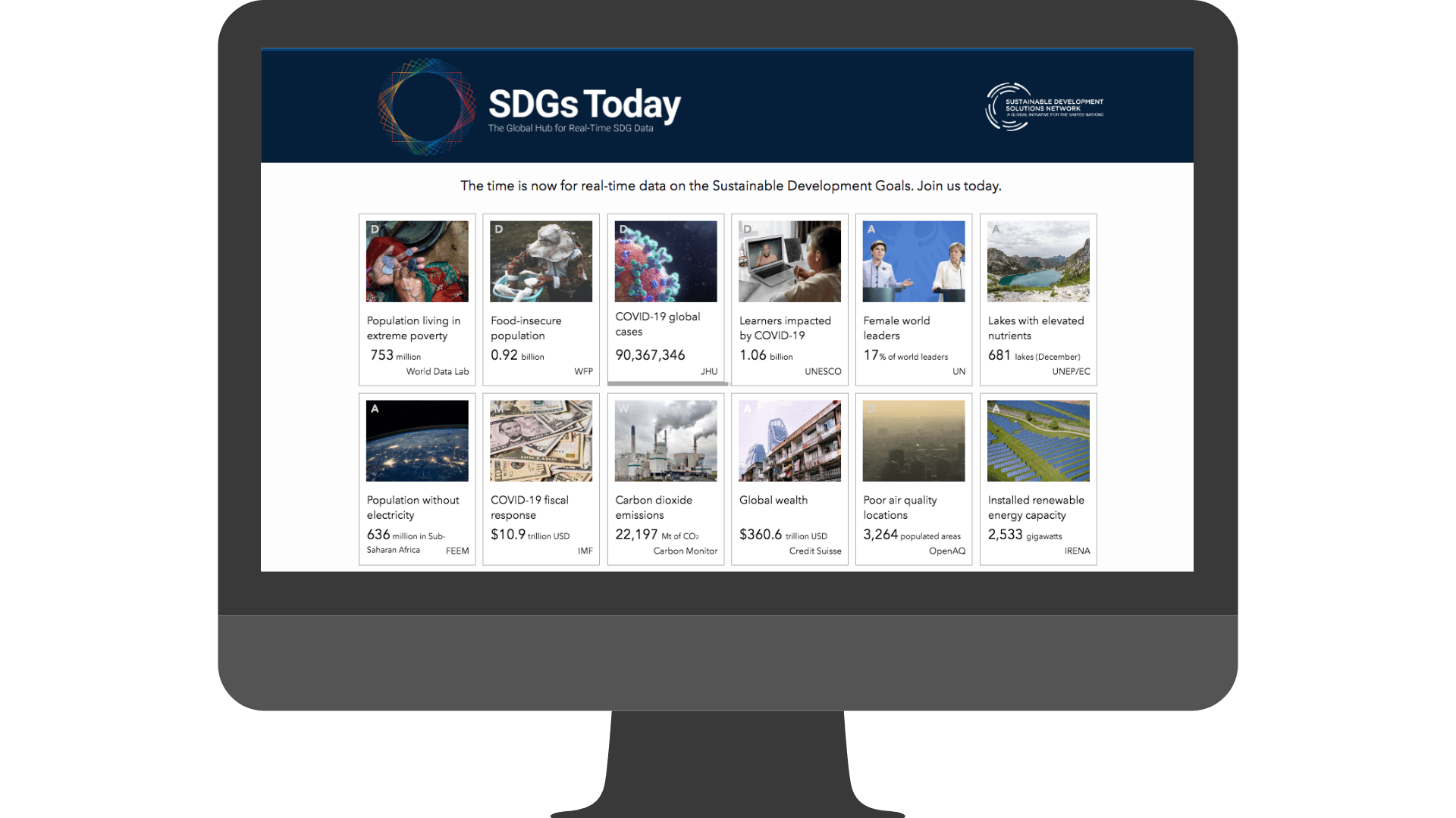 SDGs Today: 2020 Year In Review