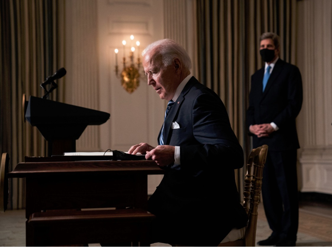 Biden's Big Climate Conference Looking Expensive And Useless